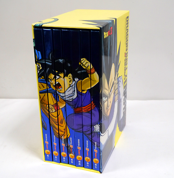 ドラゴンボールZ DRAGONBOX DVD-BOX Z編 Vol.2