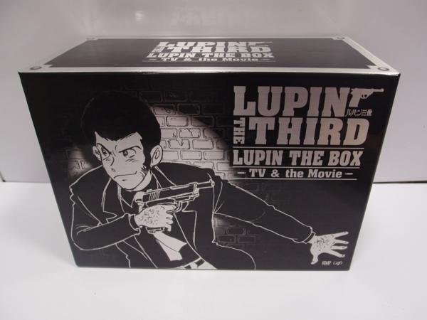 ルパン三世 LUPIN THE THIRD TV&the MOVIE