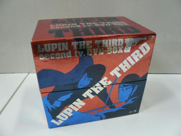 ルパン三世 LUPIN THE THIRD second tv.DVD-BOX